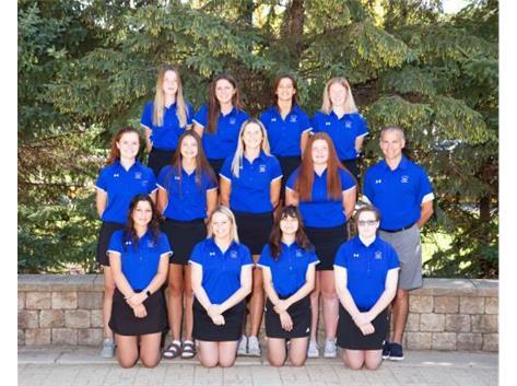 2021-2022 Golf Varsity - Girls