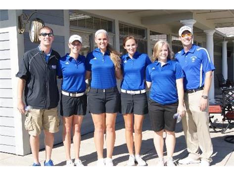 2012 Seniors and Coaches
