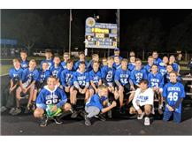 GHS Varsity team of the 2024 football season!