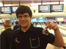 Corey Kahen - 2014 IHSA Sectional Champion