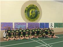 GBN Badminton Program takes part in raising awareness for Corbin's Legacy