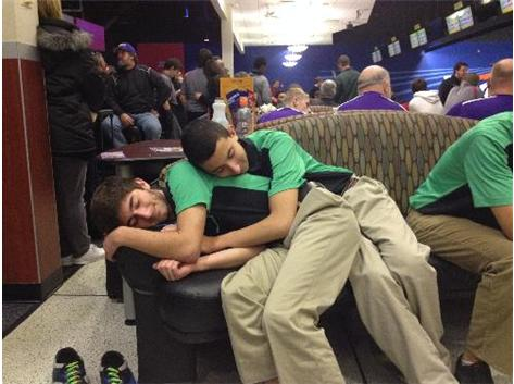 Brett Pomeroy & Nick Arcangeletti - Team Bonding