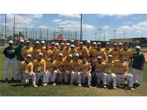Varsity spring break trip to Orlando (2015)