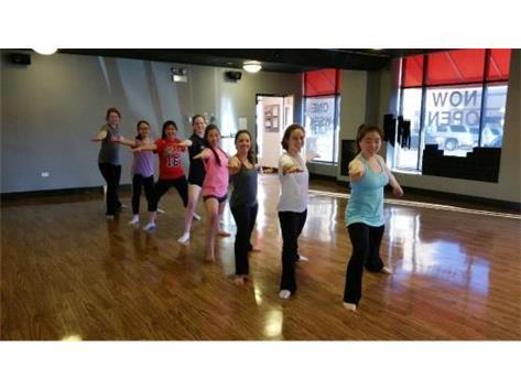 Team Bonding @ Core Power Yoga