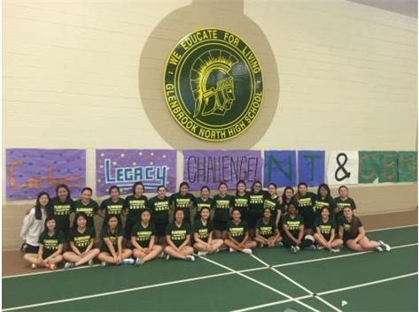 GBN Badminton Program takes part in raising awareness for Corbin's Legacy