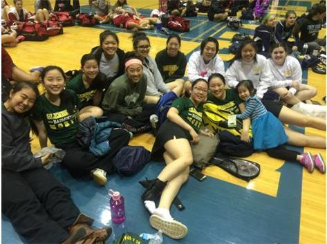 Last tournament as a team
