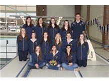 2015 GBS Girls Varsity Water Polo