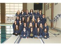2015 GBS Girls Junior Varsity Water Polo