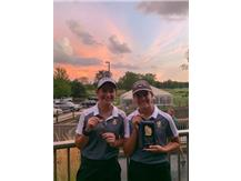 @ Mt. Prospect Invite: Sisters Effie and Maria Perakis finish in 1st and 3rd place