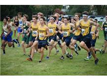 The JV Team dominated the Warren Invite placing several runners in the top 10!