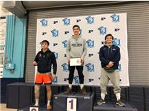 George Papagiannopoulos, 2020 Regionals 2nd Place 160