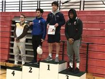Will Collins, 2020 Sectional Champion 145