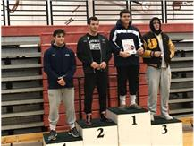 Tudor Ursu, 2020 4th place sectionals in 220 pound weight class