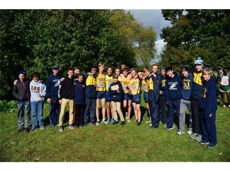 Congrats to GBS Cross Country Team for their 3rd place finish at the IHSA Regional!