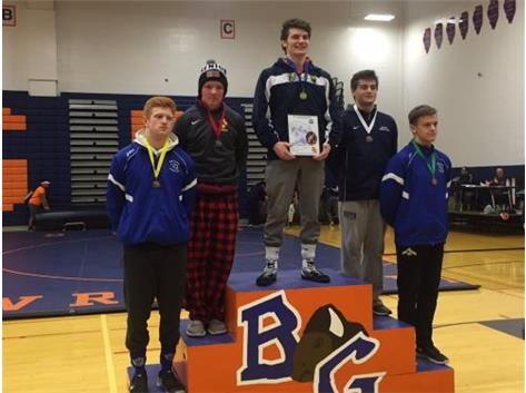 George Papagiannopolos 3rd place Buffalo Grove 2018