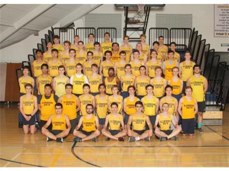 2019 Varsity/JV Track and Field Team