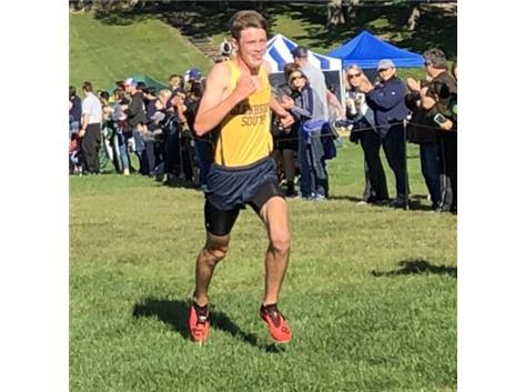 Will Kelly dominated the Crystal Lake South Invite!