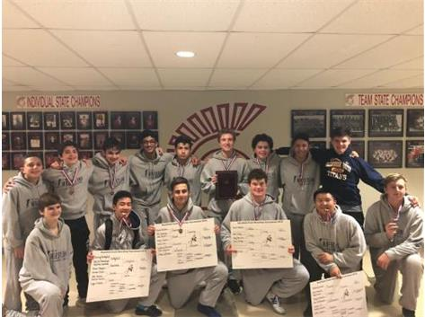 The freshman won the 2019 Deerfield Tournament