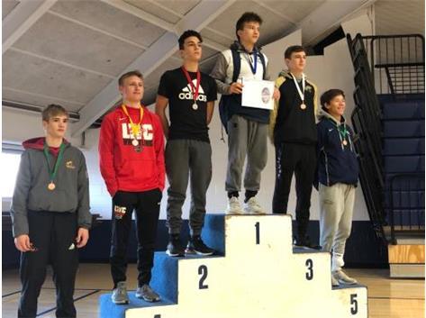 Matt Rubel 5th Place Rus Erb 2019