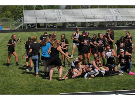 Powder Puff Game 2016