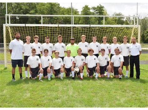 Varsity Boys Soccer Team