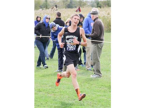 Div II Cross Country Finals