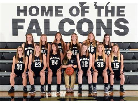 Graham Varsity Girls Basketball Team