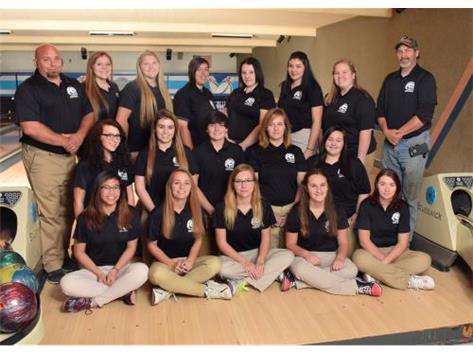 Graham Varsity Bowling Team