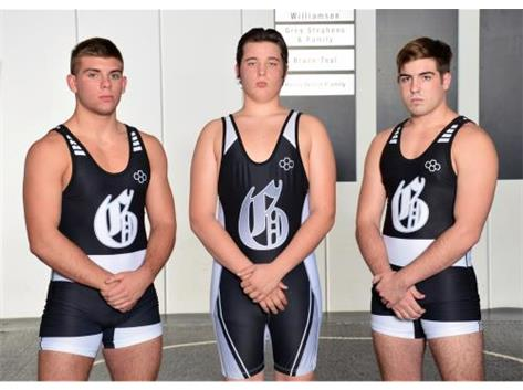 Graham Wrestling Seniors