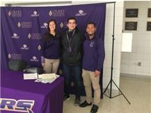Congratulations to Walid Rafeh for committing to Oliver Nazarene University to continue his education and tennis career.