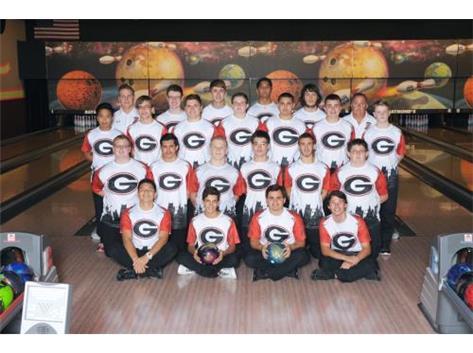 Boys Bowling 2016