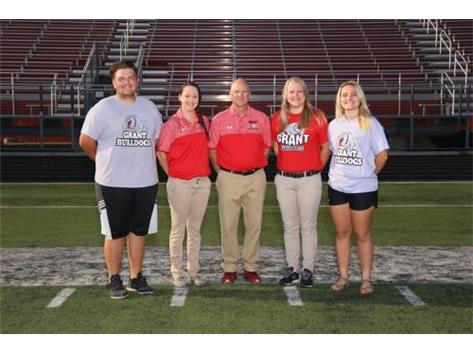 Trainers and Student Trainers 2017
