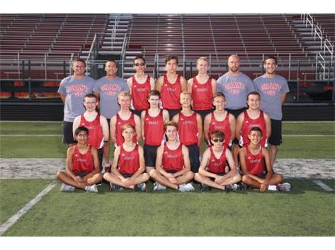 2017 Boys Cross Country