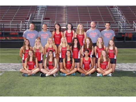 2017 Girls Cross Country