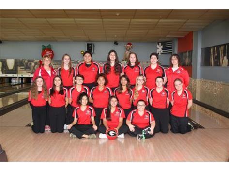 2017 Girls Bowling