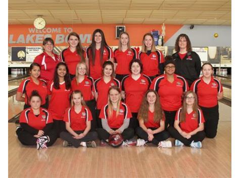 Girls Bowling 2018-2019