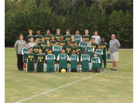 GHMS 2017 Boys Soccer