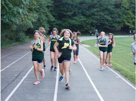 Teammates support teammates. So proud of the team effort. vs. Phillips 9/10/18