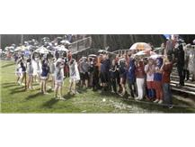 Ramtourage at Cedarville Football 2013