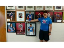 Isaiah Harding joins All Ohio Wall