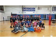 Volleyball Camp June 2017