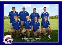 Boys Golf Fall 2018