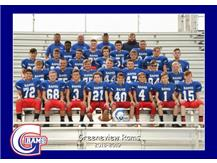 Middle School Football Fall 2018