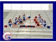 Middle School Football Cheer Fall 2018
