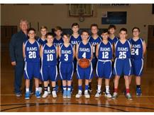 7th Boys Basketball 2018-2019