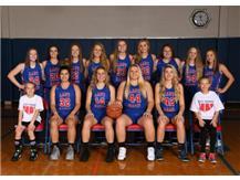 Varsity Girls Basketball 2018-2019