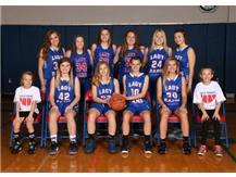 Reserve Girls Basketball 2018-2019