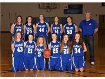 8th Girls Basketball  2018-2019