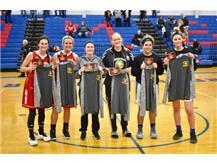 2018 McDonald's Holiday Tournament All Tourney Team
