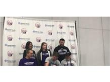 Ian Tamplin - Football Signing to Mount Union